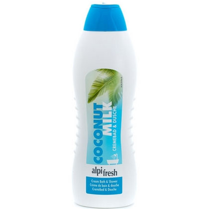 Alpi Fresh Bad & Douchecrème Coconut Milk 1000ml