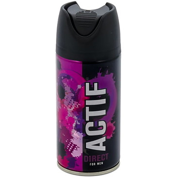 Actif Men Deodorant Spray Direct 150ml