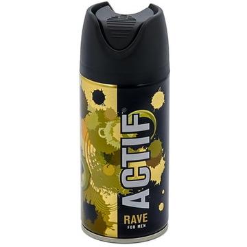 Actif Men Deodorant Spray Rave 150ml