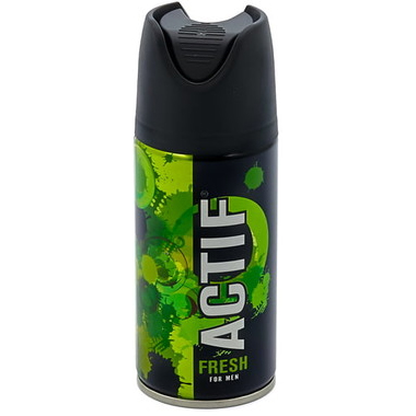 Actif Men Deodorant Spray Fresh 150ml