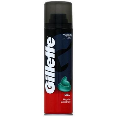 Gillette Scheergel Regular 200ml