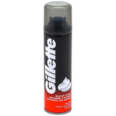 Gillette Scheerschuim Regular 200ml