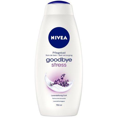 "Nivea Badcrème ""Goodbye Stress"" 750ml"