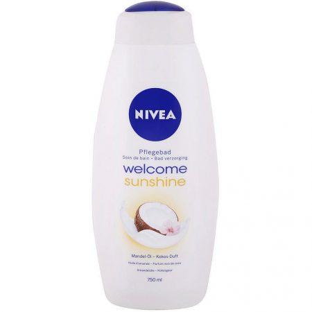 "Nivea Badcrème ""Welcome Sunshine"" 750ml"