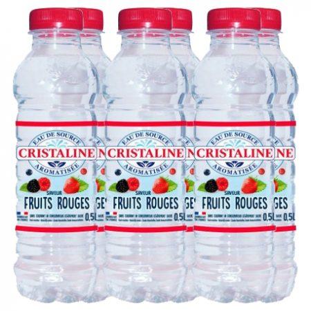 Cristaline Water Bosvruchten 6 x 50cl
