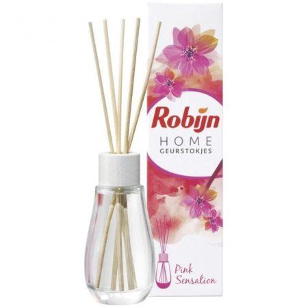 Robijn Home Geurstokjes Pink Sensation 45ml
