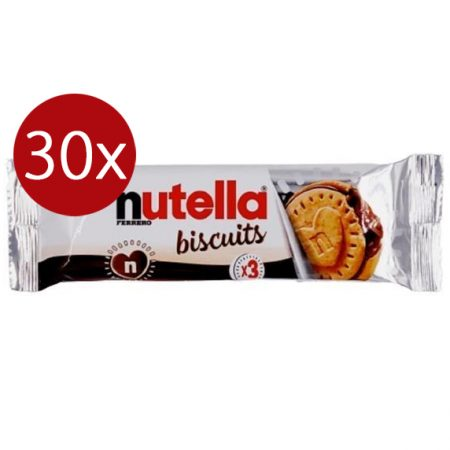 Nutella Biscuits 30 x 41,4g