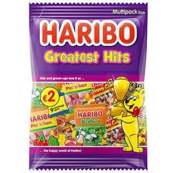 Haribo Greatest Hits 225g