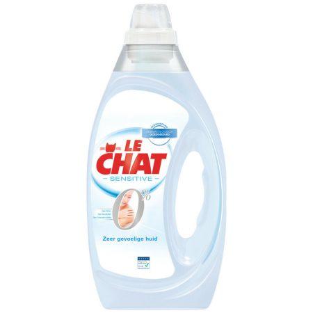 Le Chat Wasmiddel Sensitive 33wasb/1,650L