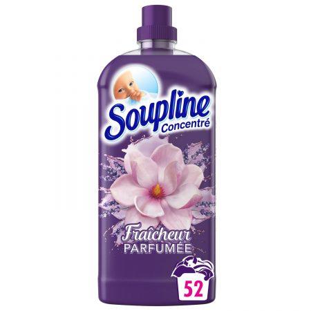 Soupline Wasverzachter – Geparfumeerde Frisheid – 52wasb/1,2L