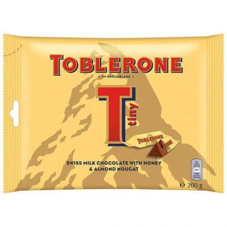 Toblerone Melk Chocolade – Apart verpakt 200gr