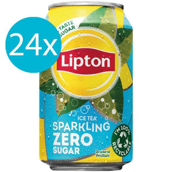 Lipton Ice Tea Zero 24 x 33cl
