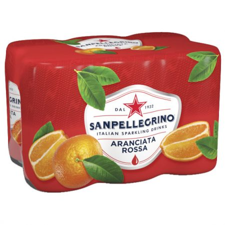 San Pellegrino Grapefruitsmaak 6x33cl