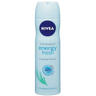 "Nivea Deodorant ""Energy Fresh"" 150ml"