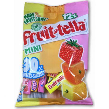Fruit-Tella Mini's 12 Stuks - 144g