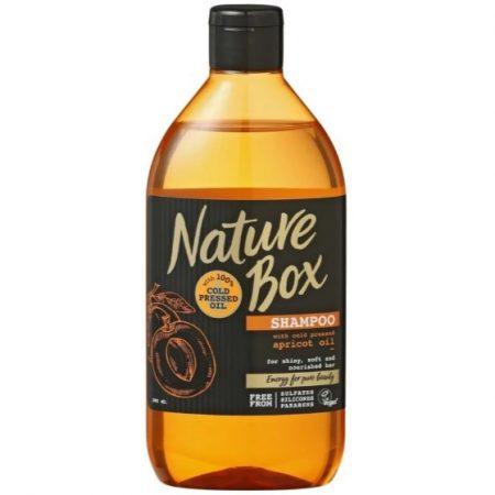 Nature Box Shampoo Apricot Oil 385ml