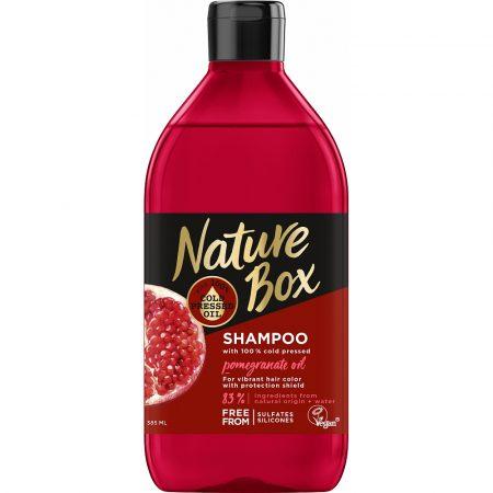 Nature Box Shampoo Pomegranate Oil 385ml
