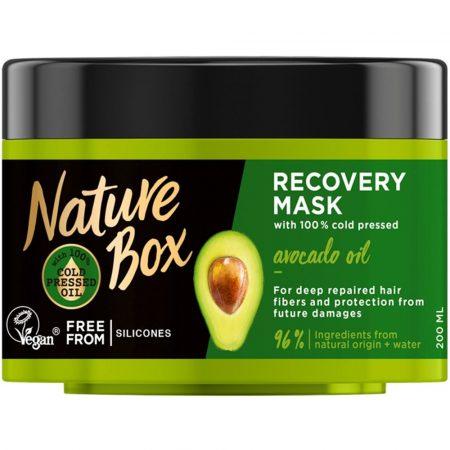Nature Box Recovery Mask Avocado Oil 200ml