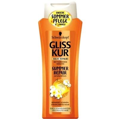 """Gliss Kur Shampoo """"Summer Repair"""" 250ml"""
