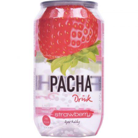 pacha drink aardbei 330ml