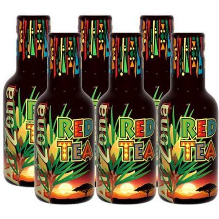 Arizona African Rooibos Red Tea 6 x 500ml