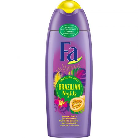 Fa Douche 250ml Brazilian Nights
