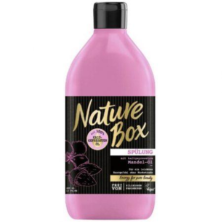 Nature Box Conditioner Amandel Olie 385ml