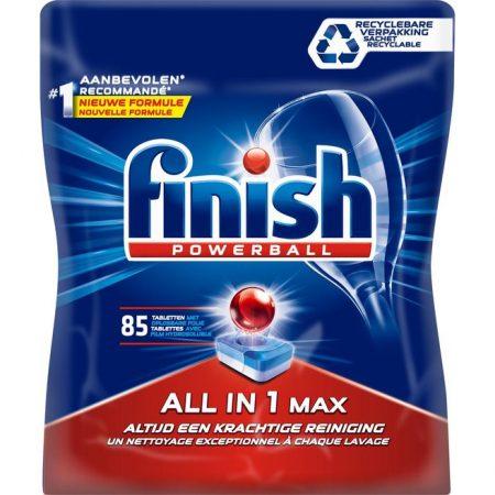 Finish Powerball All-In-1 Max 85 Tabletten