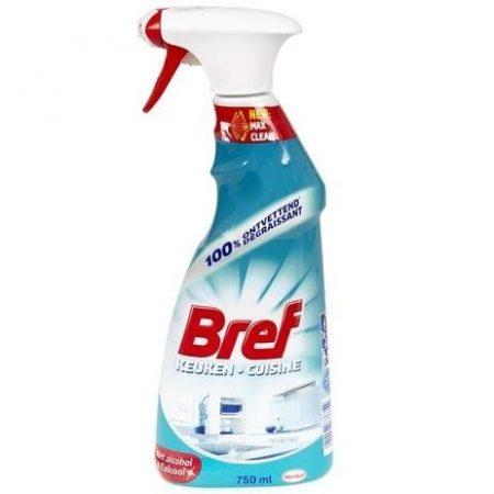 Bref Spray keuken met alcohol 750ml