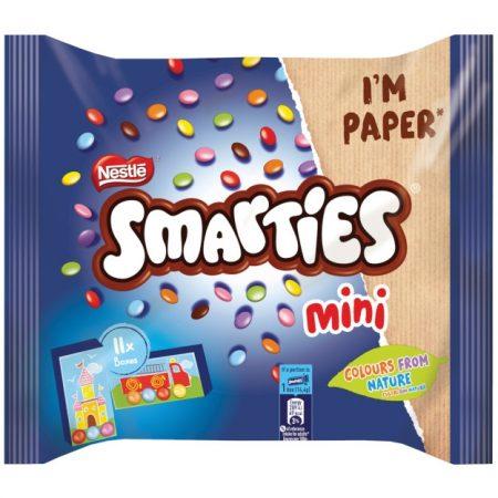 Smarties minis 158gr/ 11st
