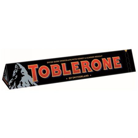 Toblerone Donkere Chocolade reep 100gr