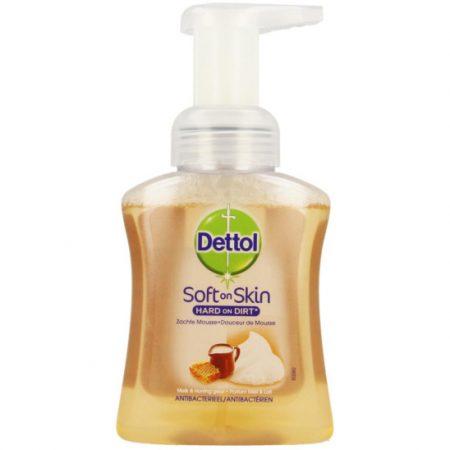 Dettol Handzeep Melk & Honing 250ml