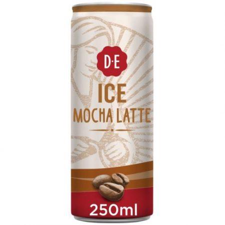 Douwe egberts ice mocha latte 250ml