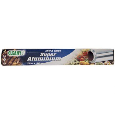 Aluminiumfolie 30cm breed - 20 meter
