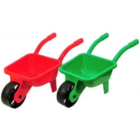 Speelgoedkruiwagen plastiek