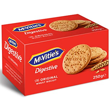 Mc vities Digestive original 250g