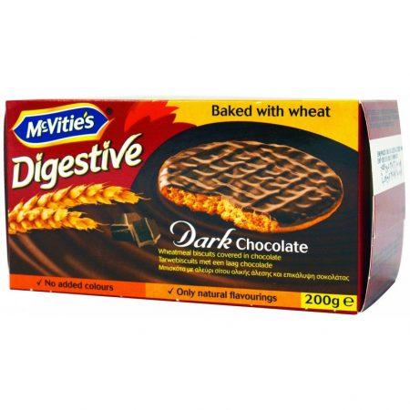 Mc vities Digestive Dark chocolade 200g