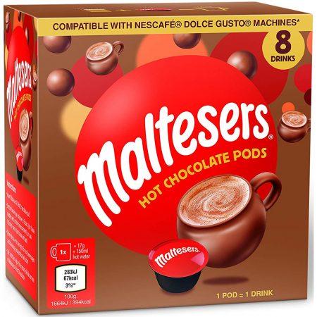 Maltesers dolce gusto 8 capsules