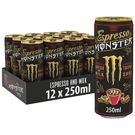 monster espresso & milk