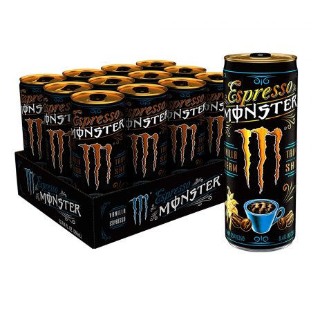 monster espresso vanilla