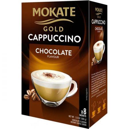 Mokate Gold Cappuccino Chocolate 8x12.5g