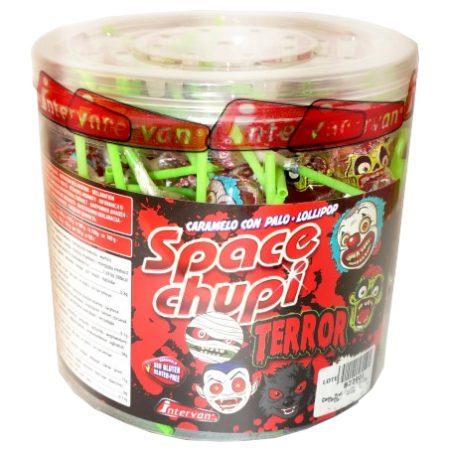 Space Chupi Terror 150 stuks Gluten-free