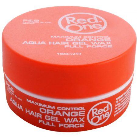 Red One Orange Aqua Hair Gel Wax 150ml