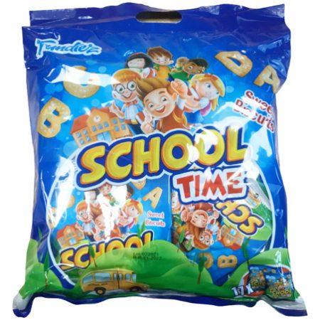 Fundiez School time biscuits 17x15g