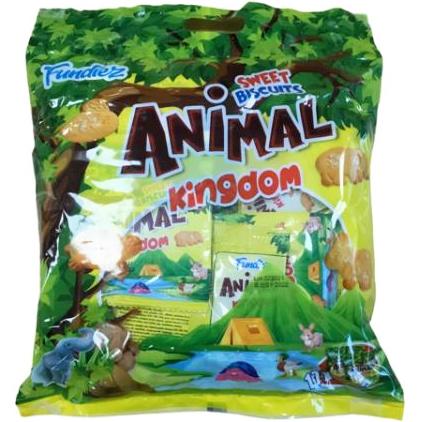 Animal kingdom 17x15g