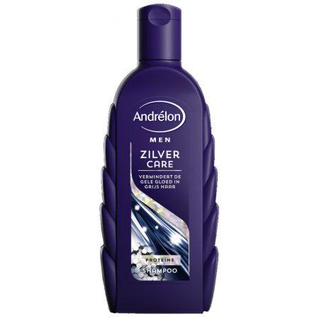 Andrélon Shampoo Men Zilver Care 300ml