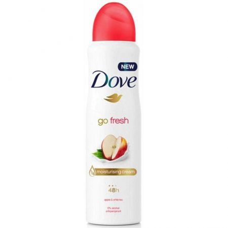 Dove Deodorant Go Fresh Appel & Witte Thee 150ml