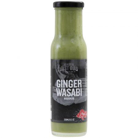 Not Just BBQ Ginger Wasabi Sauce 250ml