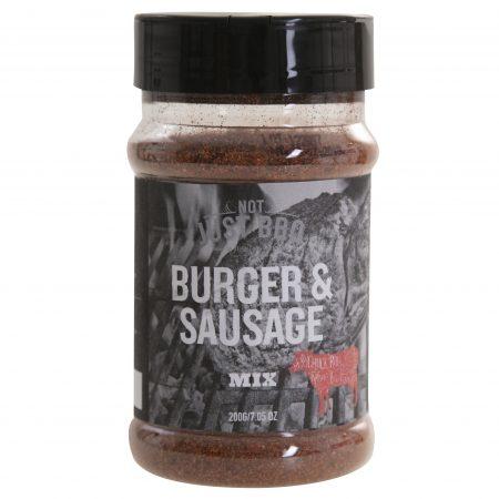 Not Just BBQ Hamburger & Sausage Rub 180g