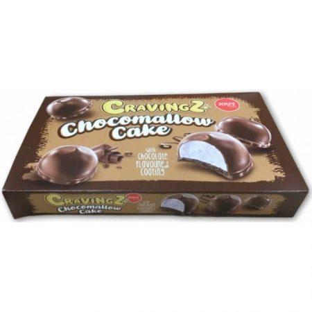 Cravingz Chocomallow cake chocolade 225g